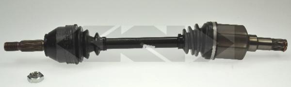 Gkn-lobro Aandrijfas 305035