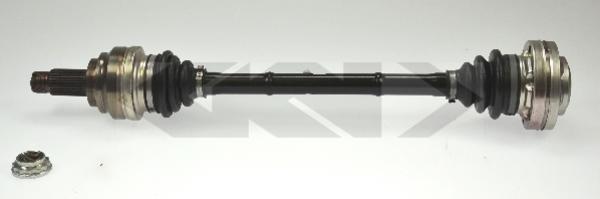 Gkn-lobro Aandrijfas 305046
