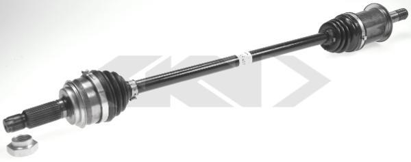 Gkn-lobro Aandrijfas 305928