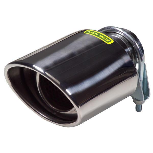 Mijnautoonderdelen Uss Inox Oval 117x85mm L178mm 45-64 AS 410