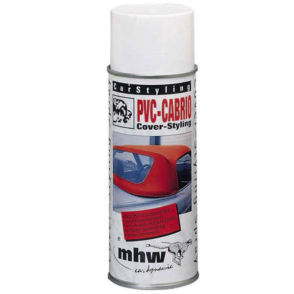 Mhw Styling PVC Cabrio Spray Wit MH 33929